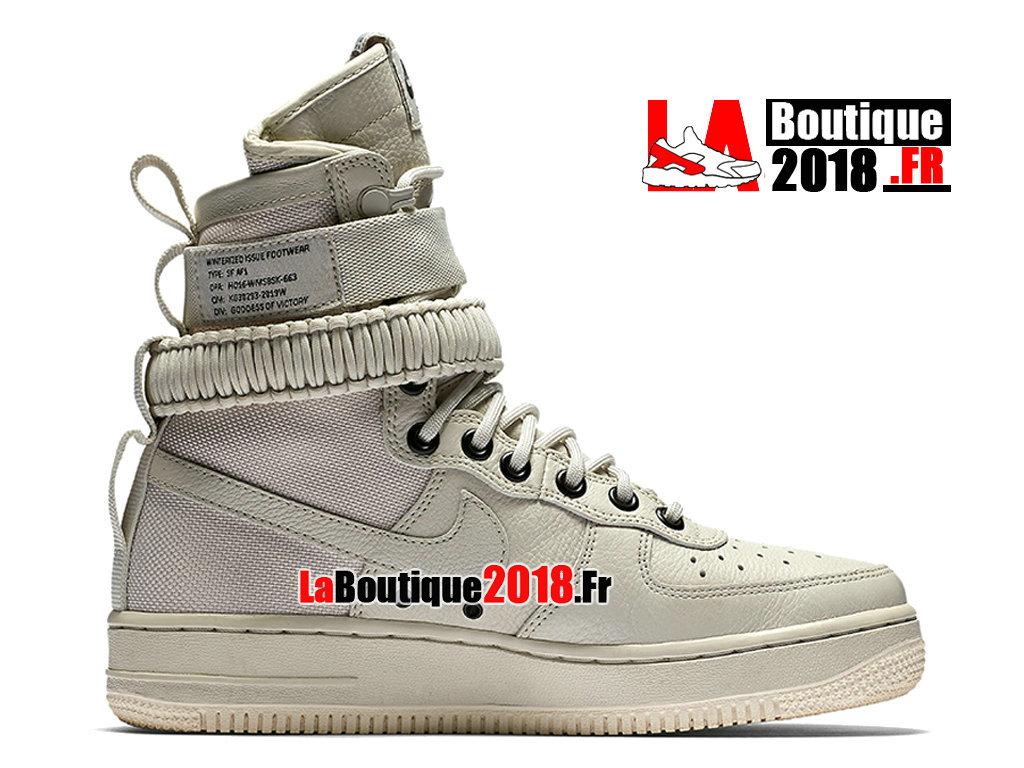 best website 73273 d83bb Official Nike Wmns Lab Special Forces Air Force 1 Grey 857872-001 Women´s