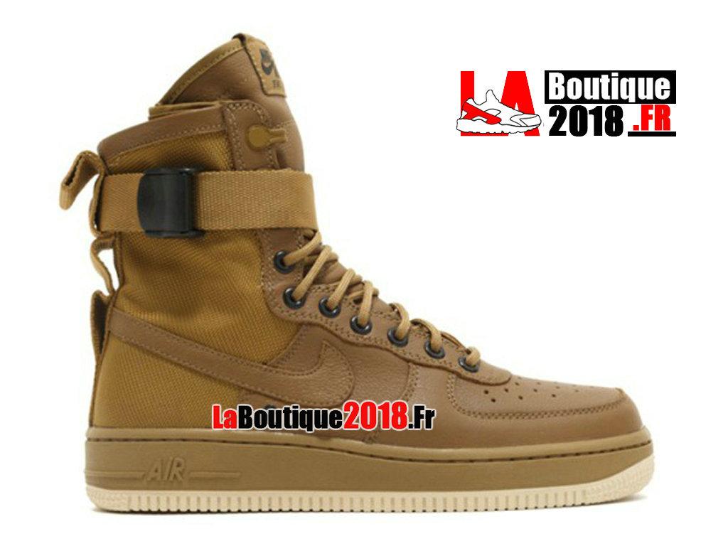cheap for discount e9d7a 1da01 Official Nike Wmns SF Air Force 1 Golden Beige 857872-200 Women´s