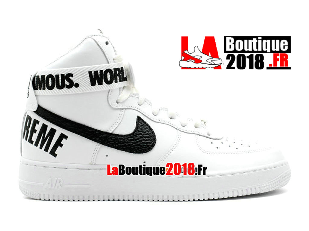 best cheap 12216 c1876 Official Nike X Supreme Air Force 1 High - Men´s Nike Montante Sports Shoe