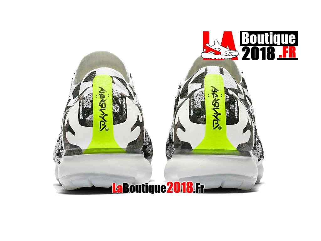 best service 99689 36e47 ... Officiel NikeLab Air Vapormax Flyknit Moc 2 - Chaussure Nike Sneaker Nike  Pas Cher Pour Homme