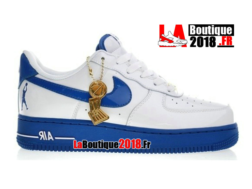 de01c105dd4d Official Perfect Nike Wmns Air Force 1 Retro CT16 QS White Blue AQ42296-100