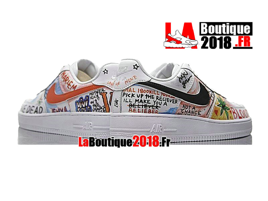 Officiel Takashi Murakami x Nike Air Force 1 Low 923088-100 Chaussures Nike Sneaker Pas Cher Pour Homme